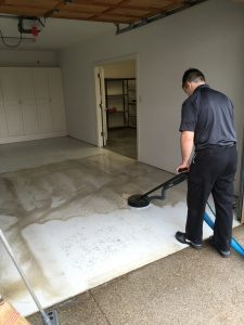 concrete cleaning Salem Oregon