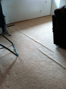 carpet wrinkle repair Salem Oregon